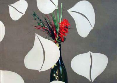 Autumn Aspen Large with Vase